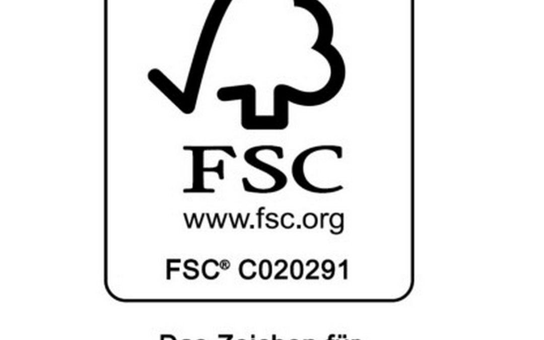 FSC® und PEFC-Siegel